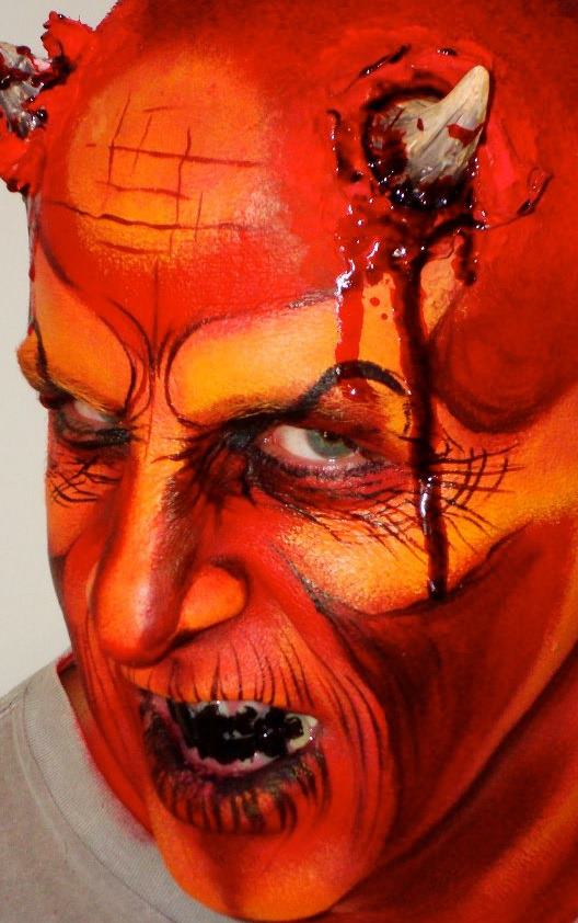 airbrush face painting tips